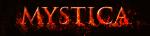 Mystica title button